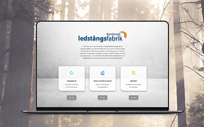 Ny hemsida lanserad
